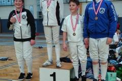 Thimo mit Silber in der U12.