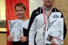 Yannic und Thimo Hackenberg