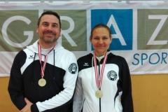 Unsere Meister: Irina und Erwin